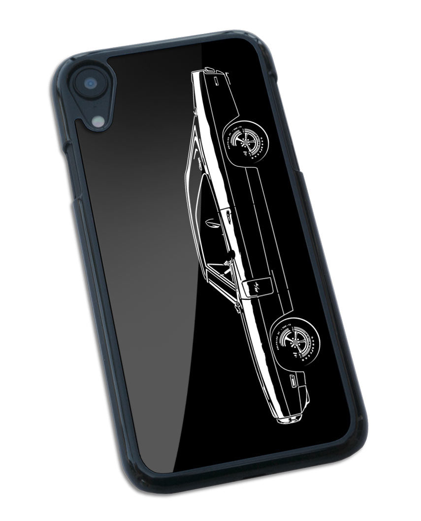 1970 Dodge Charger RT Coupe Smartphone Case - Side View