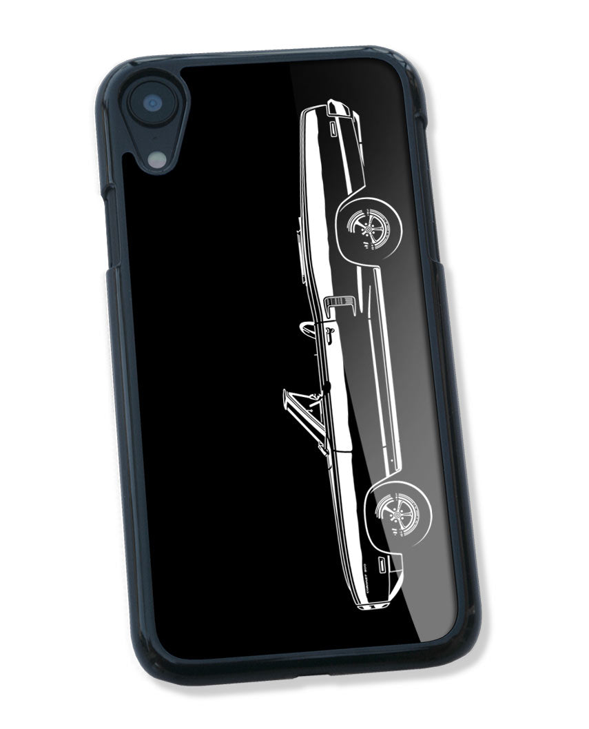 1970 Dodge Coronet 500 Convertible Smartphone Case - Side View