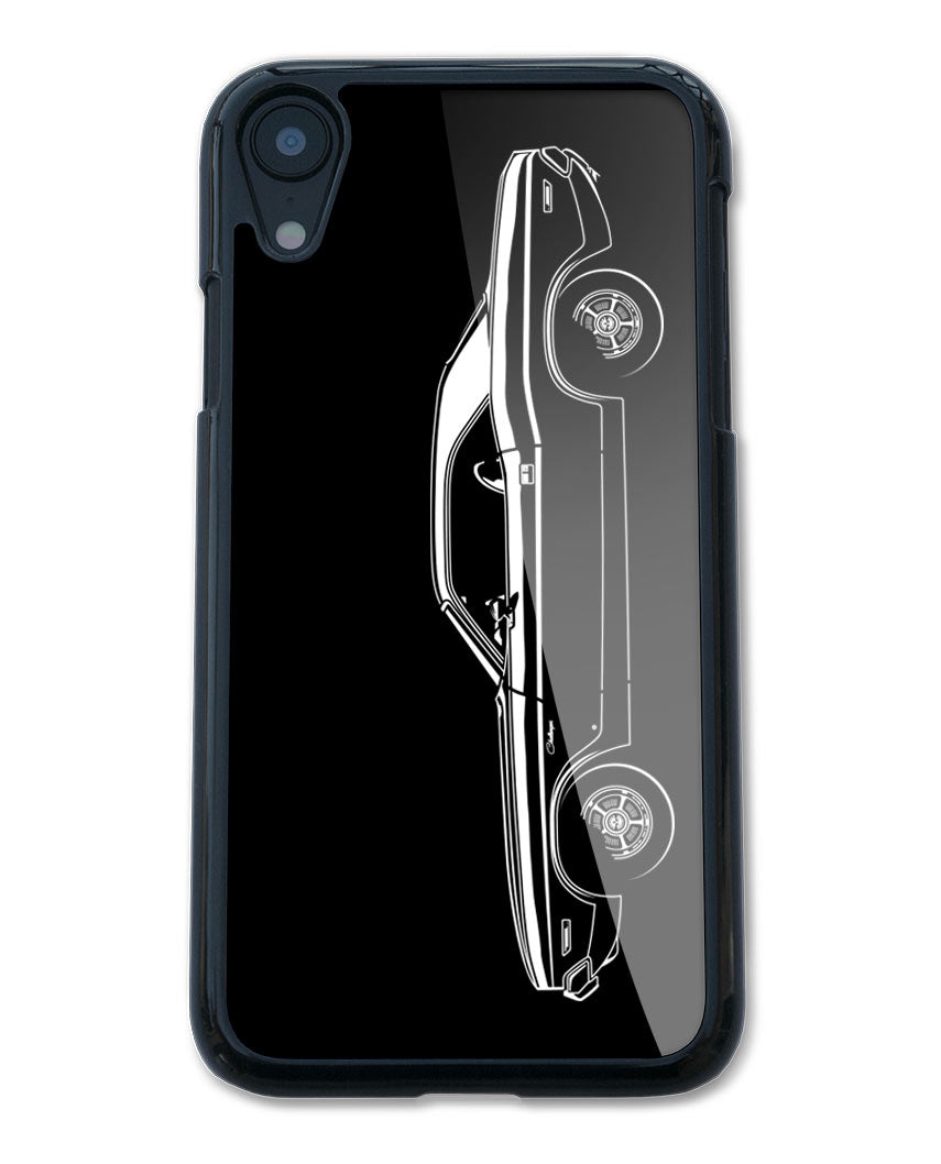 1971 Dodge Challenger Base Coupe Smartphone Case - Side View