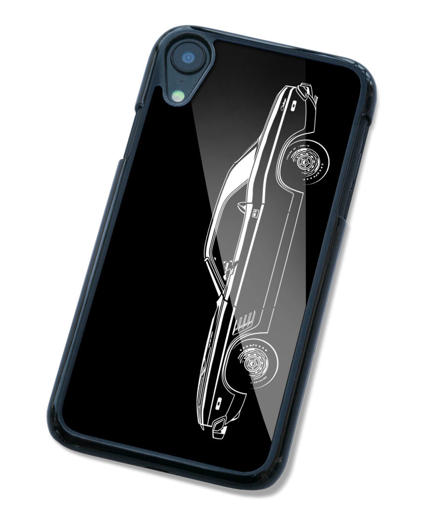 1973 Dodge Challenger Rallye Coupe Smartphone Case - Side View