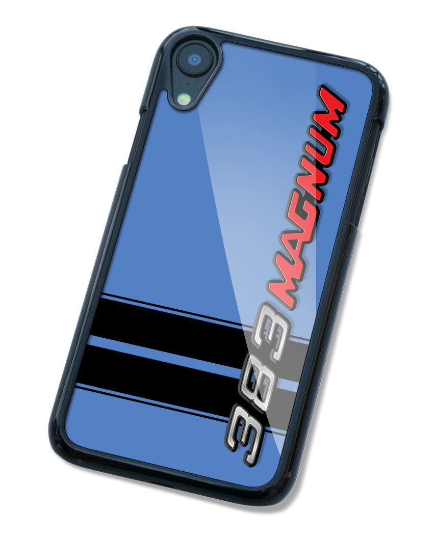Dodge 383 Magnum Emblem Smartphone Case - Racing Stripes