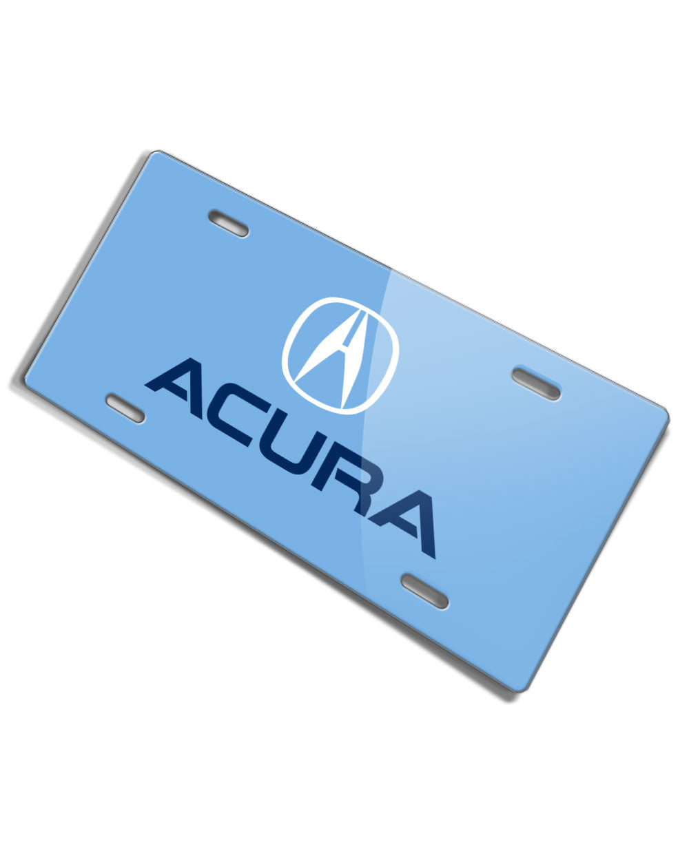 Acura Logo Novelty License Plate
