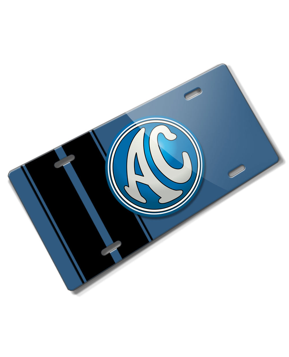 AC Emblem Novelty License Plate