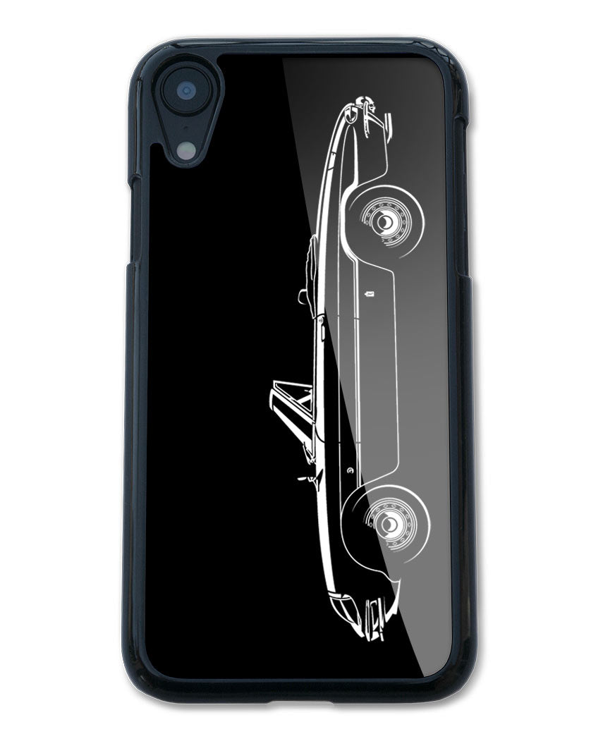 Alfa Romeo Spider Veloce Convertible Duetto 1966 - 1969 Smartphone Case - Side View