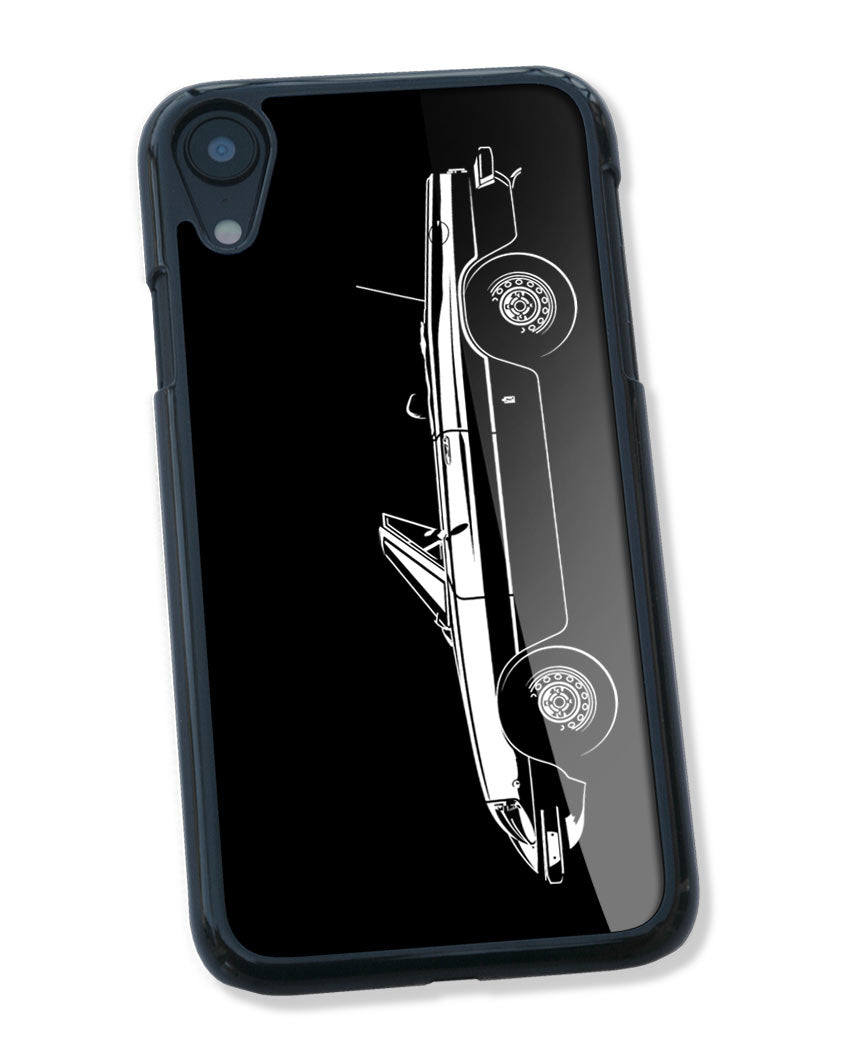 Alfa Romeo Spider Veloce Convertible 1970 - 1982 Smartphone Case - Side View