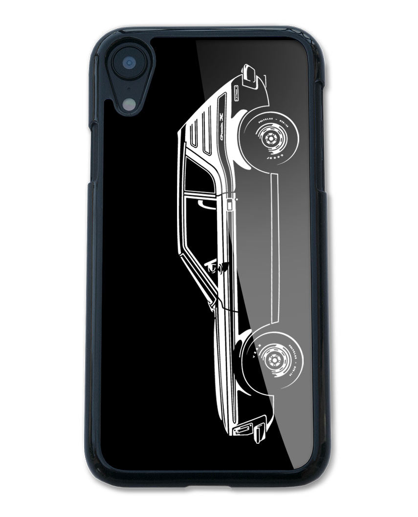 1973 AMC Gremlin X Smartphone Case - Side View