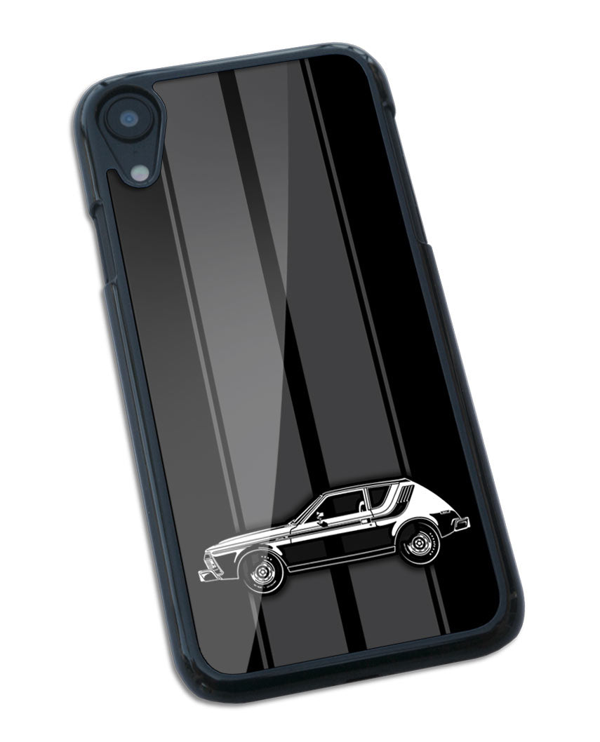 1974 AMC Gremlin X Smartphone Case - Racing Stripes