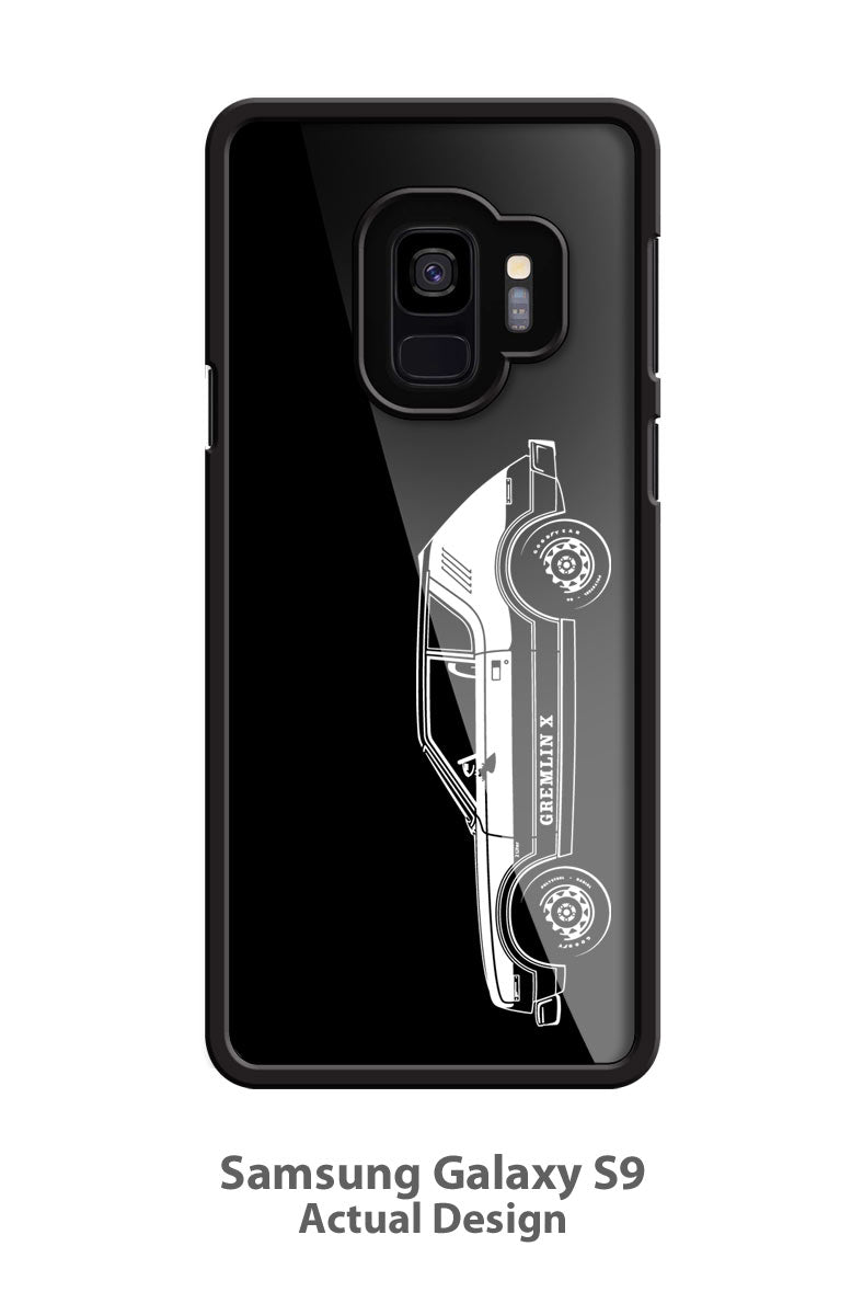 AMC Gremlin X 1978 Smartphone Case - Side View
