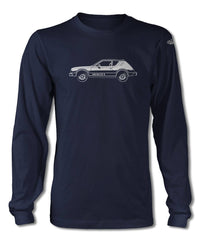 1978 AMC Gremlin X T-Shirt - Long Sleeves - Side View