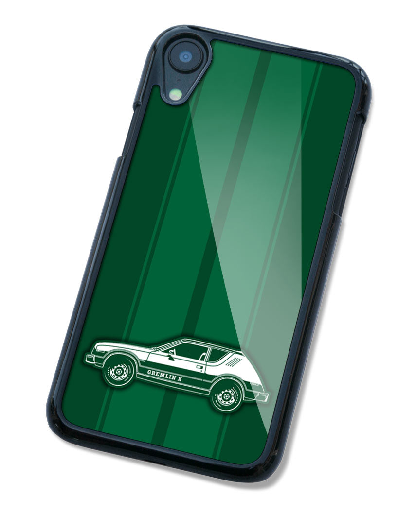 1978 AMC Gremlin X Smartphone Case - Racing Stripes