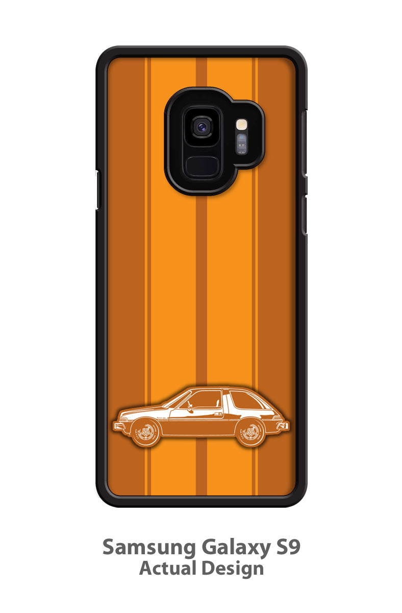 AMC Pacer X 1978 Smartphone Case - Racing Stripes
