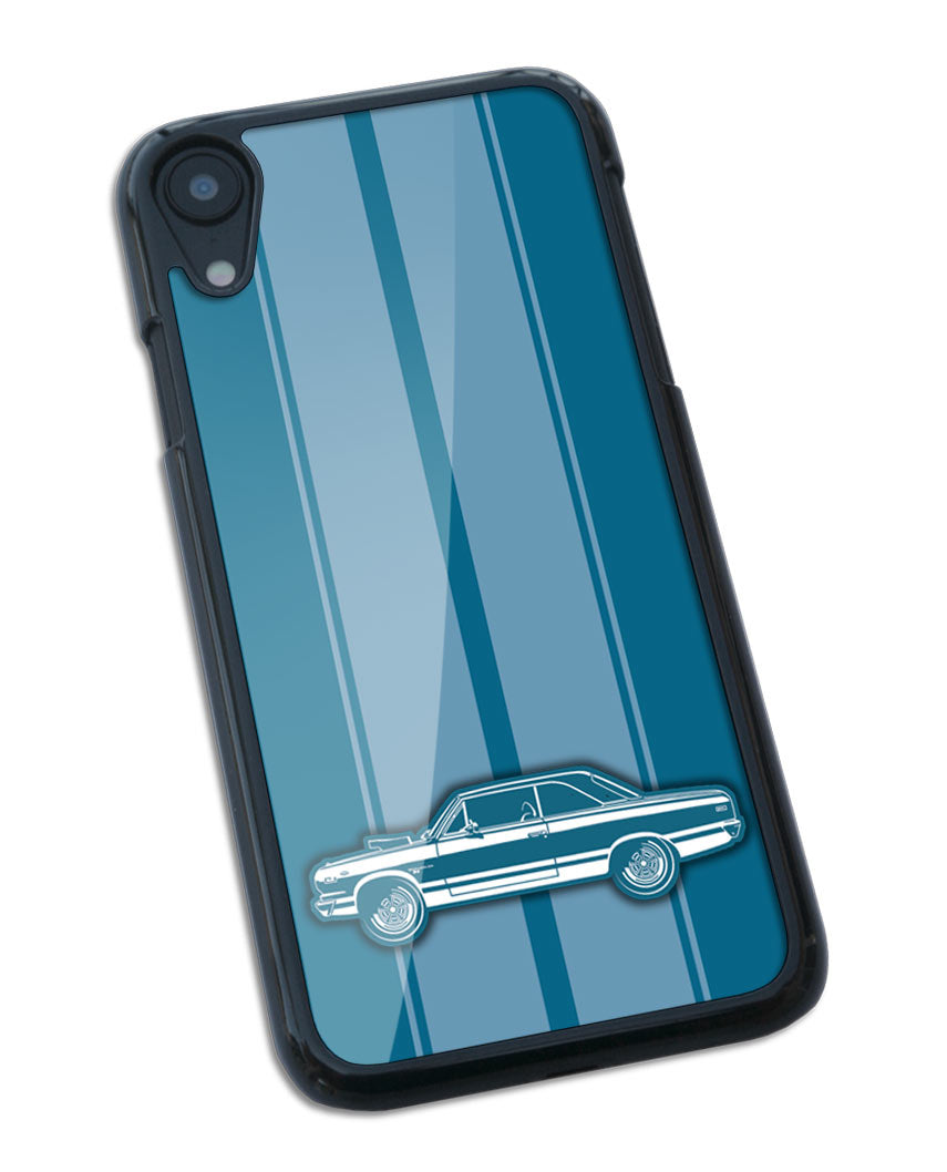 1969 AMC Hurst S/C Rambler Coupe Smartphone Case - Racing Stripes