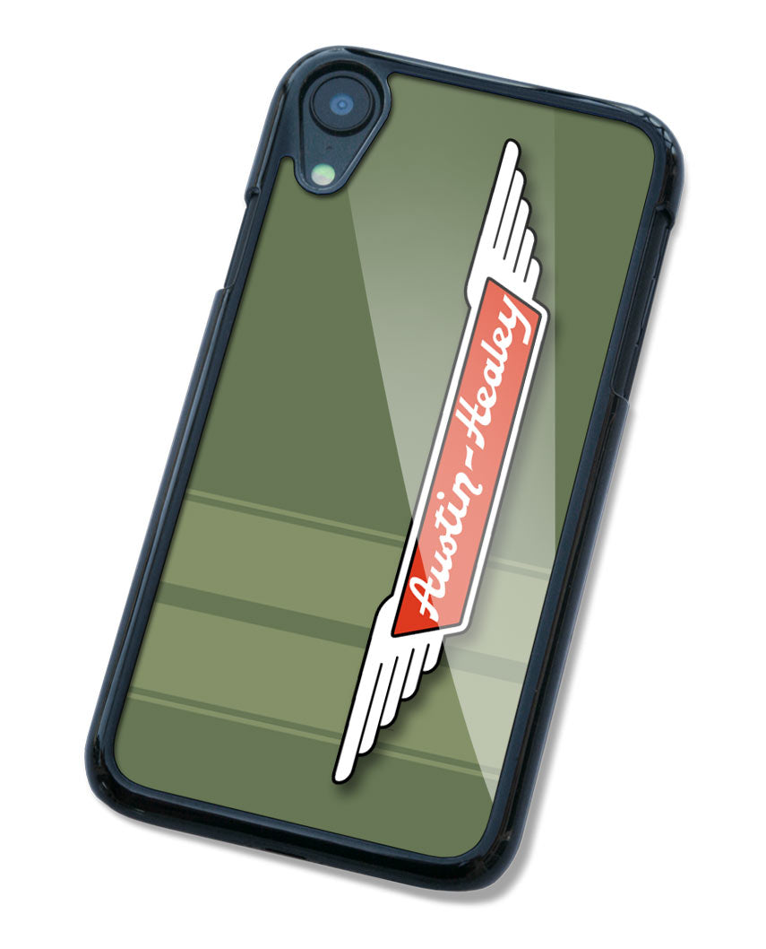 Austin Healey Badge Emblem Smartphone Case - Racing Stripes