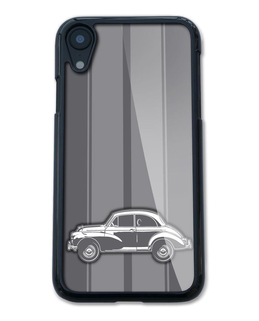 Morris Minor 2-Door Saloon Smartphone Case - Racing Stripes