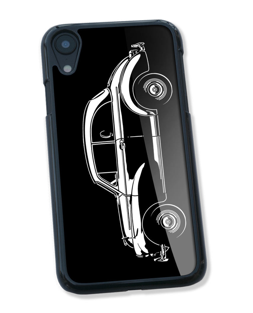 Morris Minor 2-Door Saloon Smartphone Case - Side View