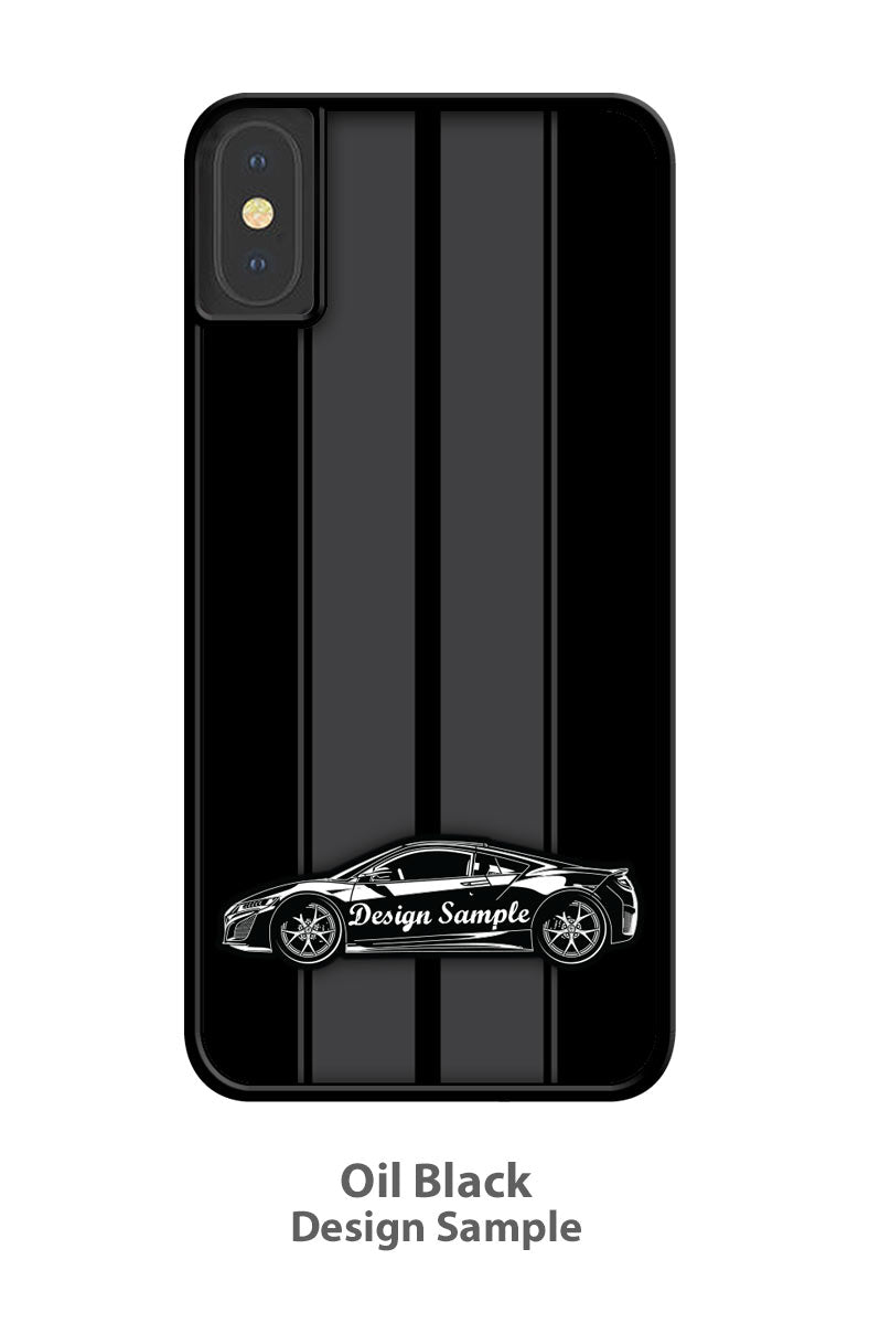 Alfa Romeo Spider Veloce Convertible Duetto 1966 - 1969 Smartphone Case - Racing Stripes