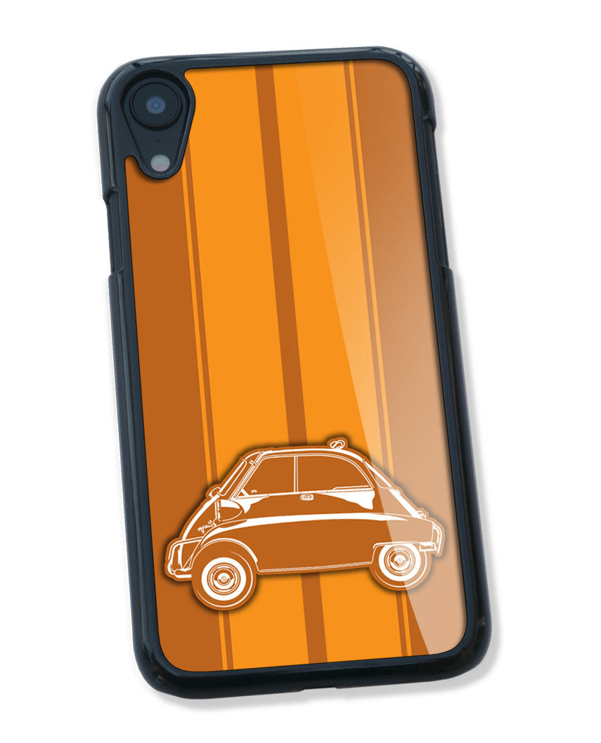 BMW Isetta Smartphone Case - Racing Stripes