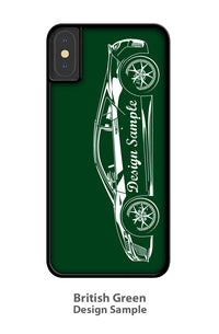 1970 Plymouth Road Runner Convertible Smartphone Case - Side View