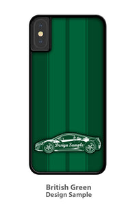 1972 Plymouth Road Runner 440-6 Coupe Smartphone Case - Racing Stripes