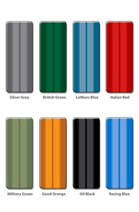 Triumph Spitfire MKIV 1500 Convertible Smartphone Case - Racing Stripes