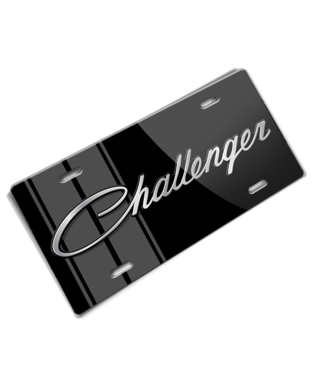 Dodge Challenger 1970 - 1974 Emblem Novelty License Plate