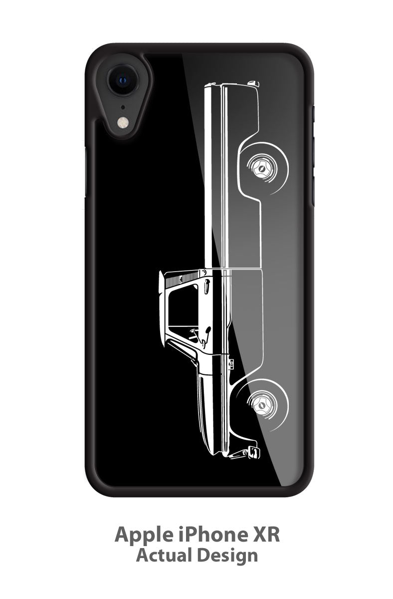 1964 -1966 Chevrolet Pickup C/K Smartphone Case - Side View