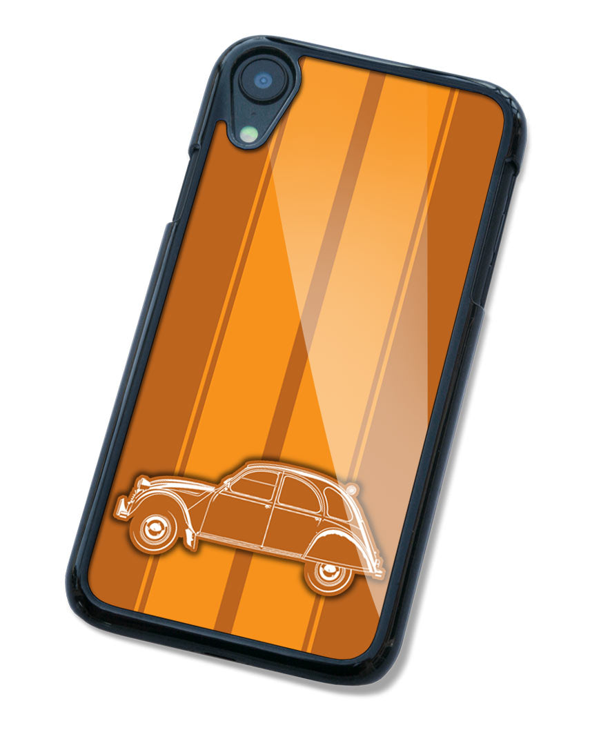 Citroen 2CV Deux Chevaux Smartphone Case - Racing Stripes