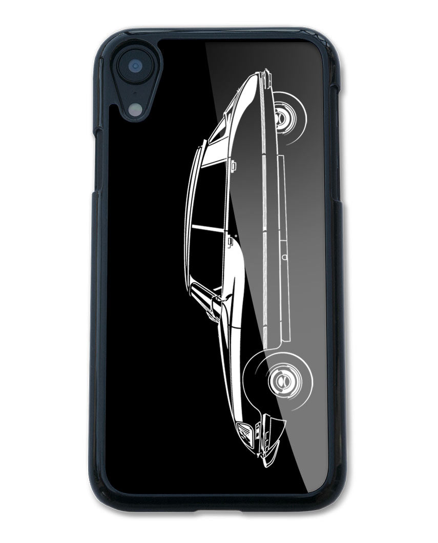 Citroen DS ID 1968 - 1976 Sedan 4 doors Smartphone Case - Side View