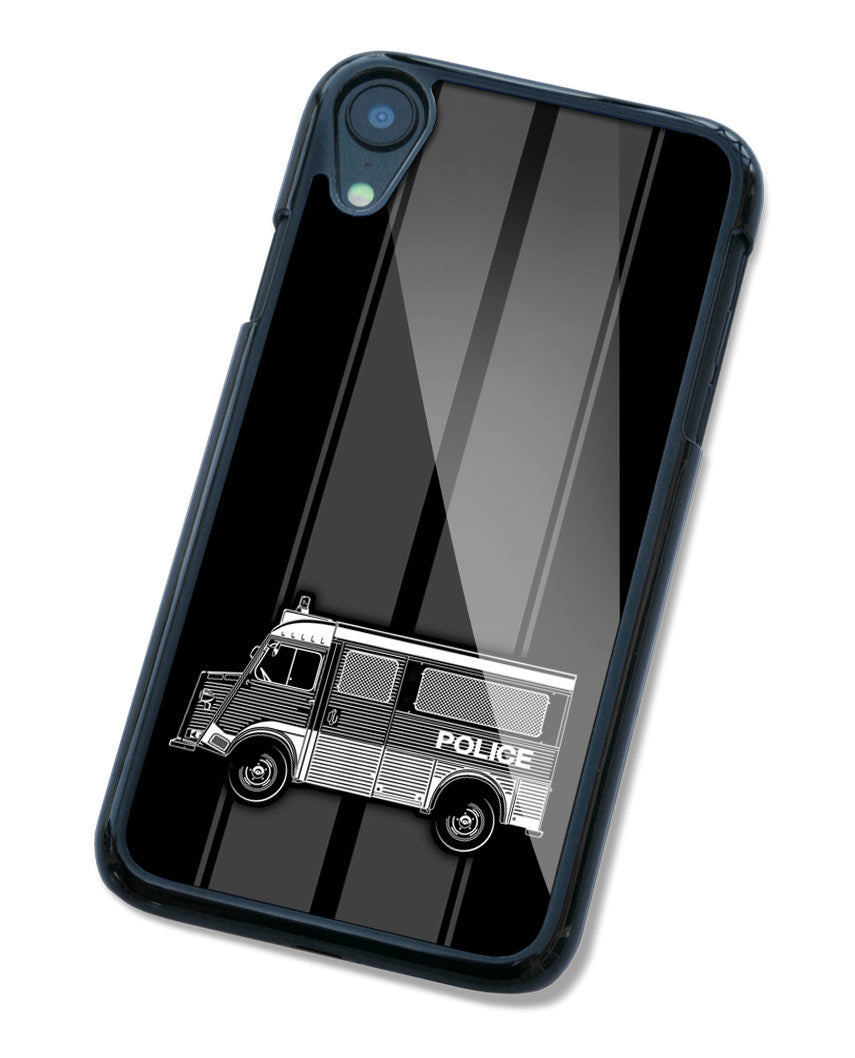 Citroen HY Type H Police Nationale 1947 – 1981 Smartphone Case - Racing Stripes