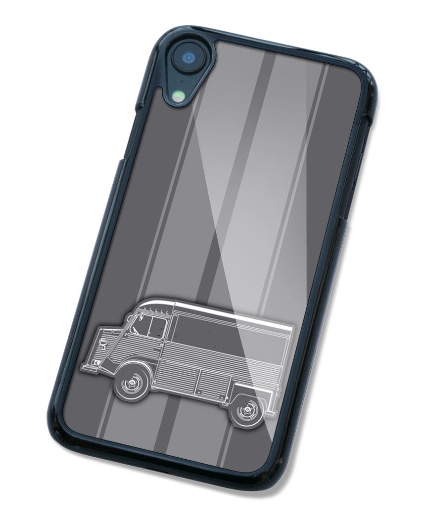 Citroen HY Type H Van 1947 – 1981 Smartphone Case - Racing Stripes