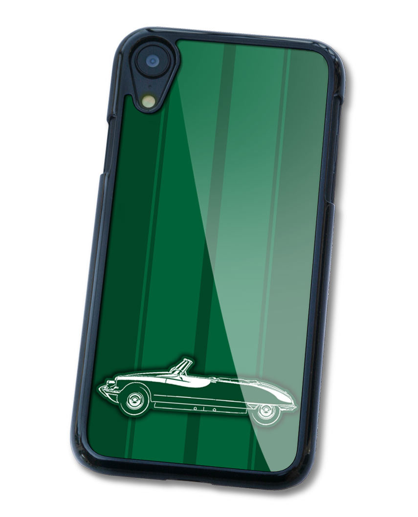 Citroen DS ID 1955 - 1967 Convertible Cabriolet Smartphone Case - Racing Stripes