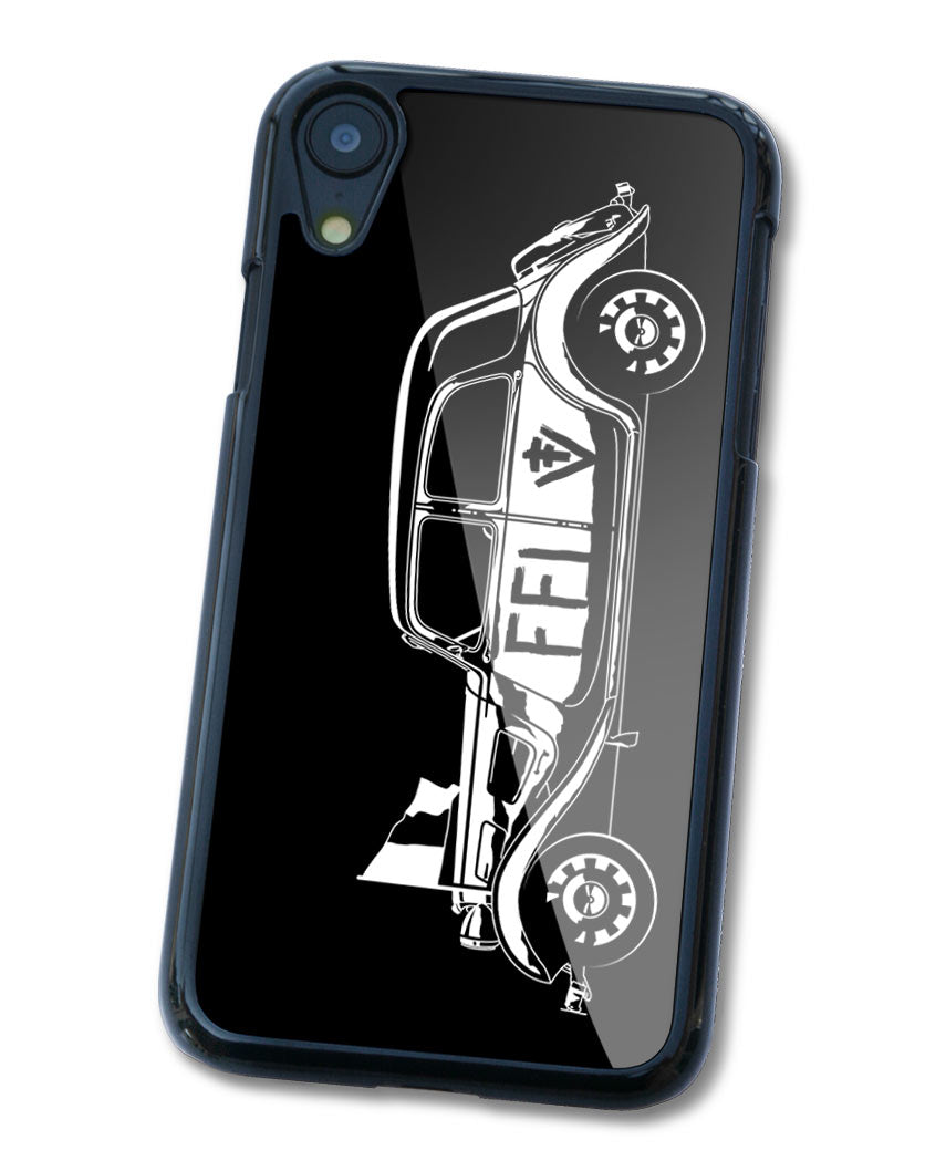 Citroen Traction Avant 11BL FFI 1944 - 1945 Smartphone Case - Side View
