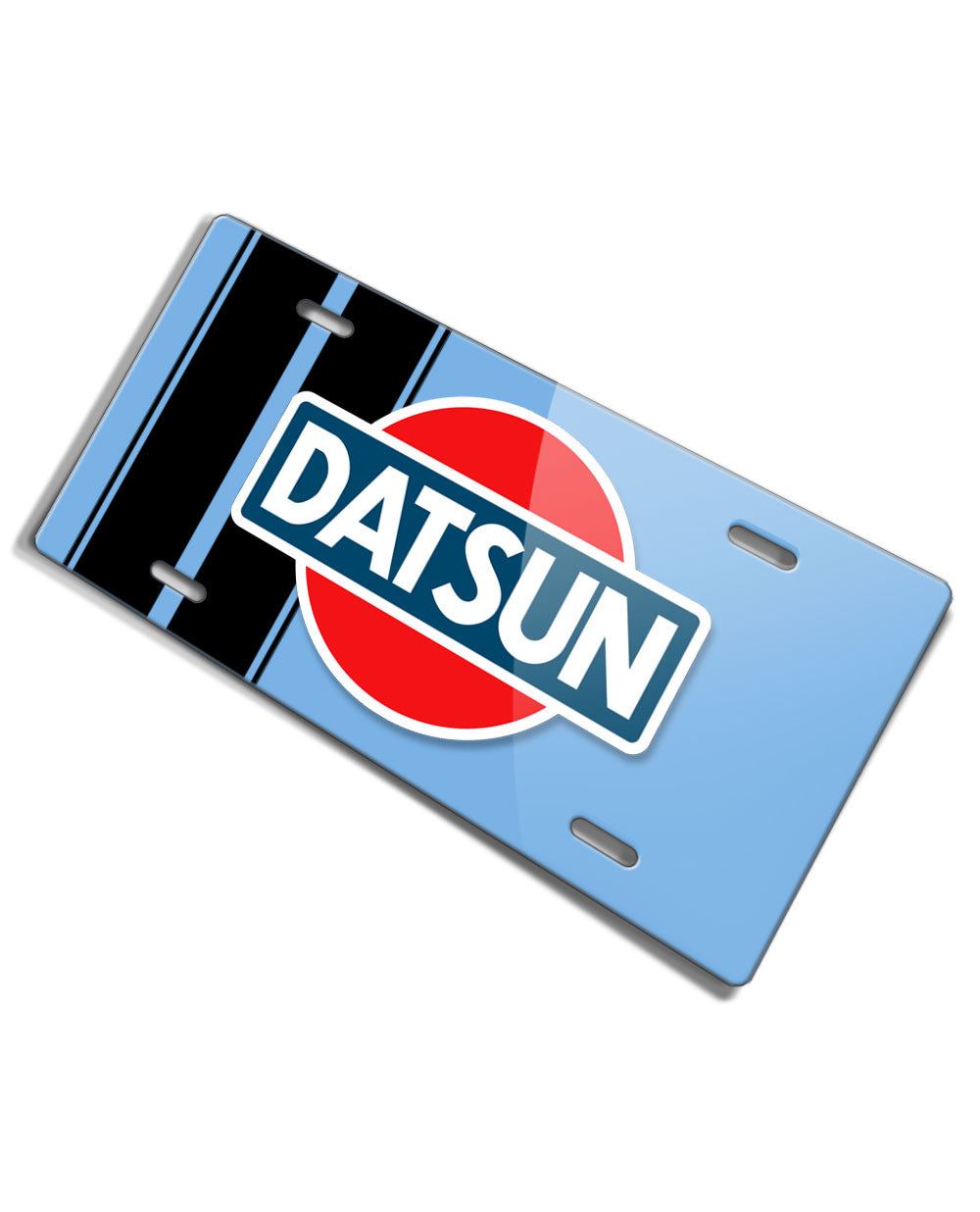 Datsun Emblem Novelty License Plate