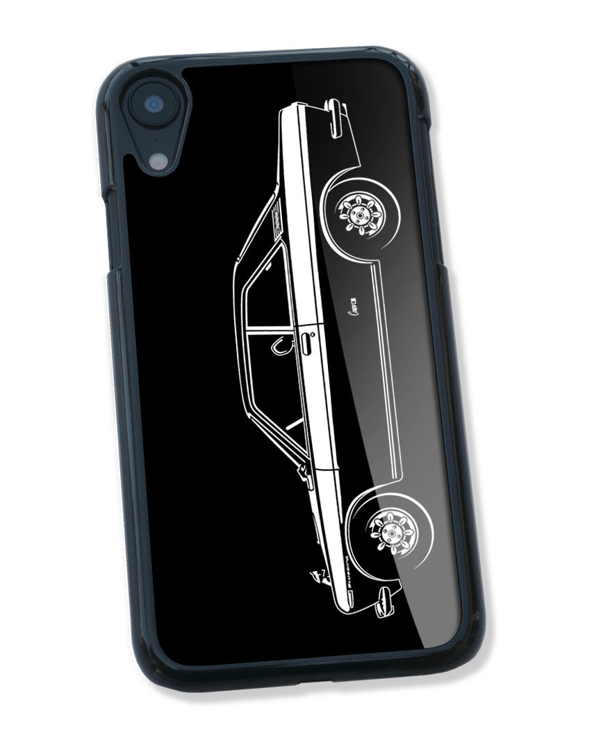 Datsun 510 SSS Bluebird 1600 Coupe Smartphone Case - Side View