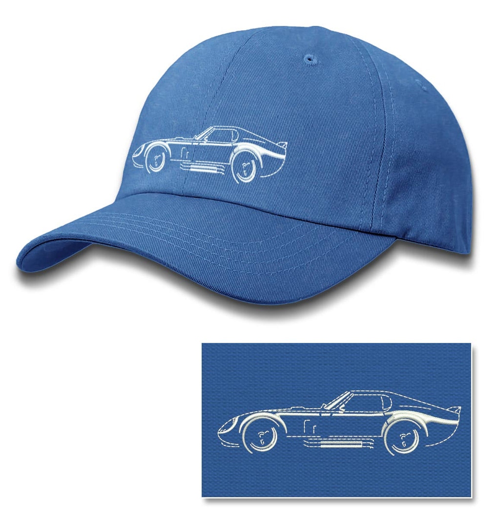 1964 Daytona Coupe Art of Light - Baseball Cap for Men & Women