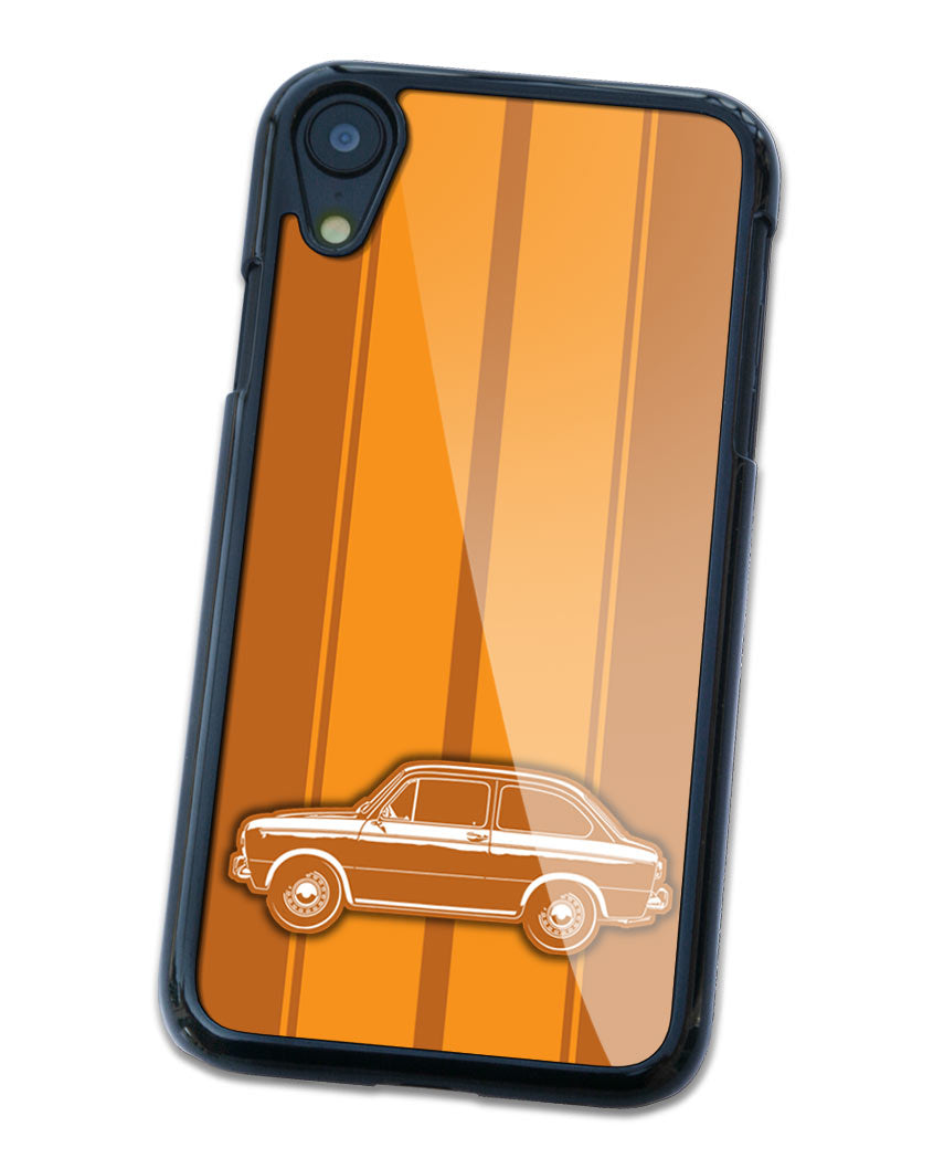 Fiat 850 Coupe Special Smartphone Case - Racing Stripes