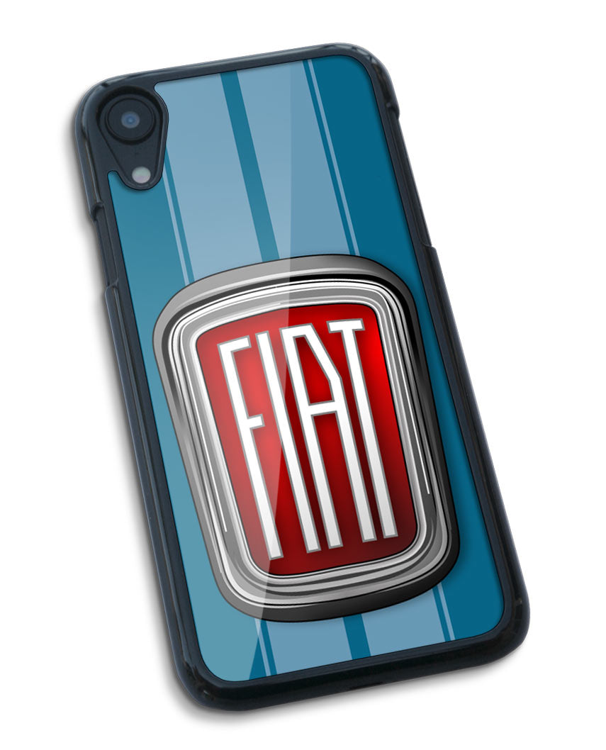 Fiat 1959 - 1965 Emblem Smartphone Case - Racing Stripes