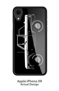 1966 Ford Bronco 4x4 Smartphone Case - Side View