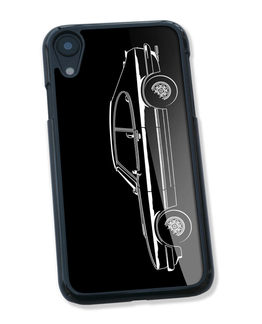 Ford Capri MK III Coupe Smartphone Case - Side View