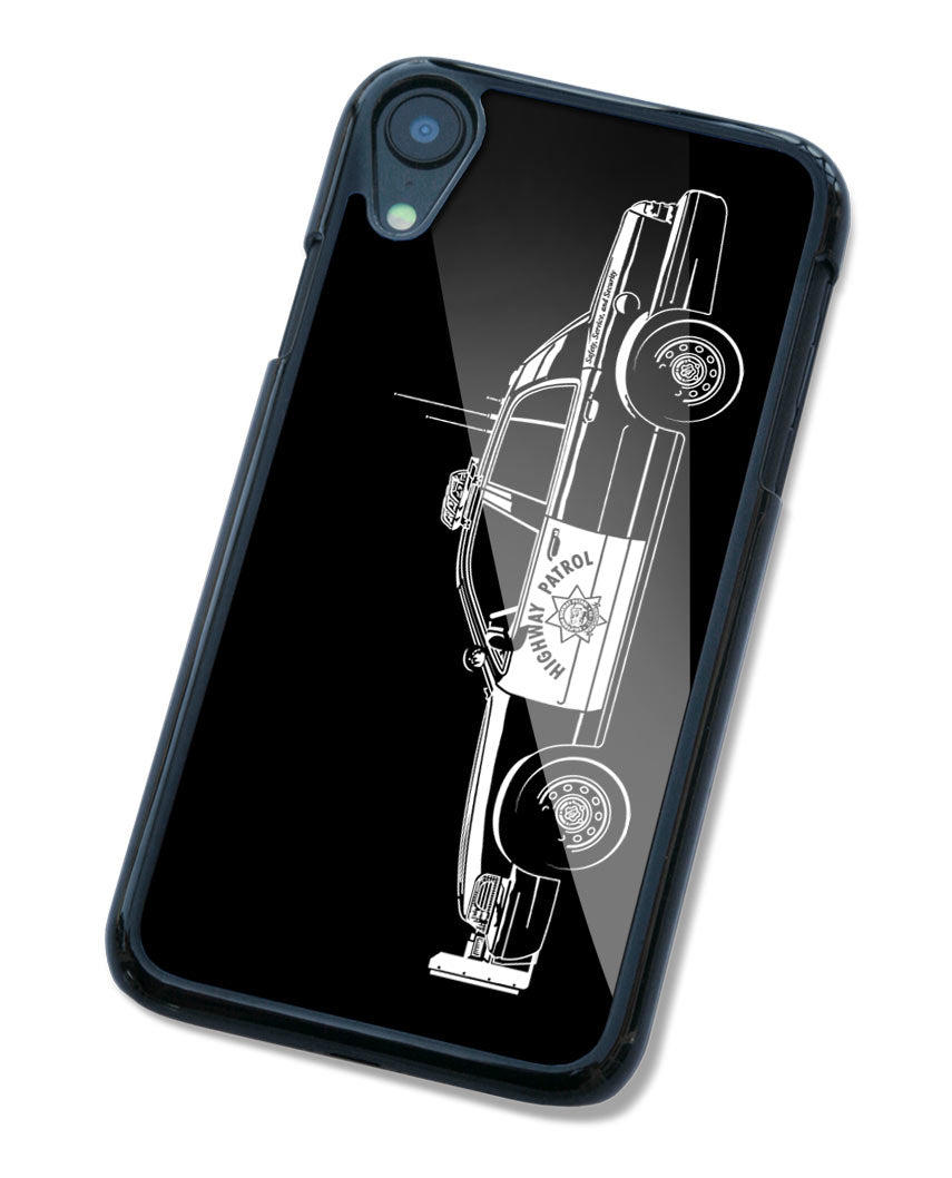 Ford Crown Victoria CHP Smartphone Case - Side View