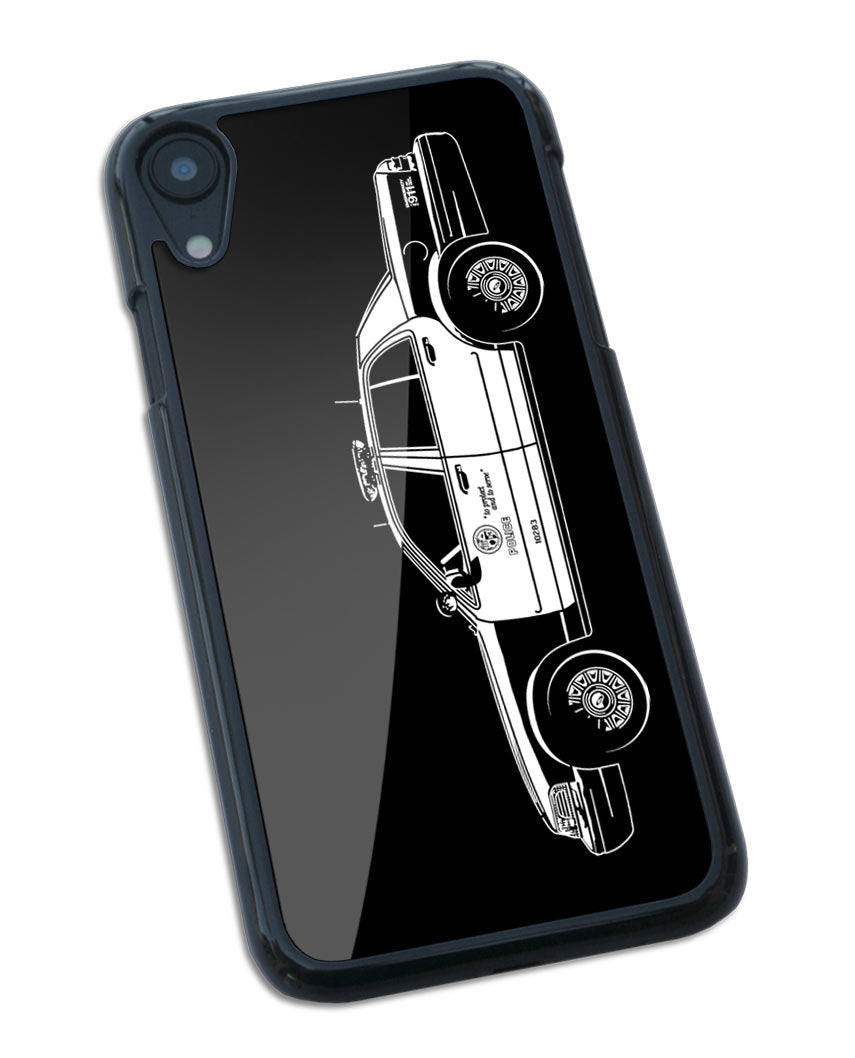 Ford Crown Victoria LAPD Smartphone Case - Side View