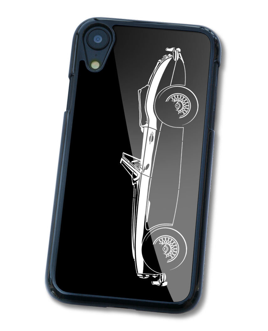 Austin Healey 3000 MKIII Convertible Smartphone Case - Side View