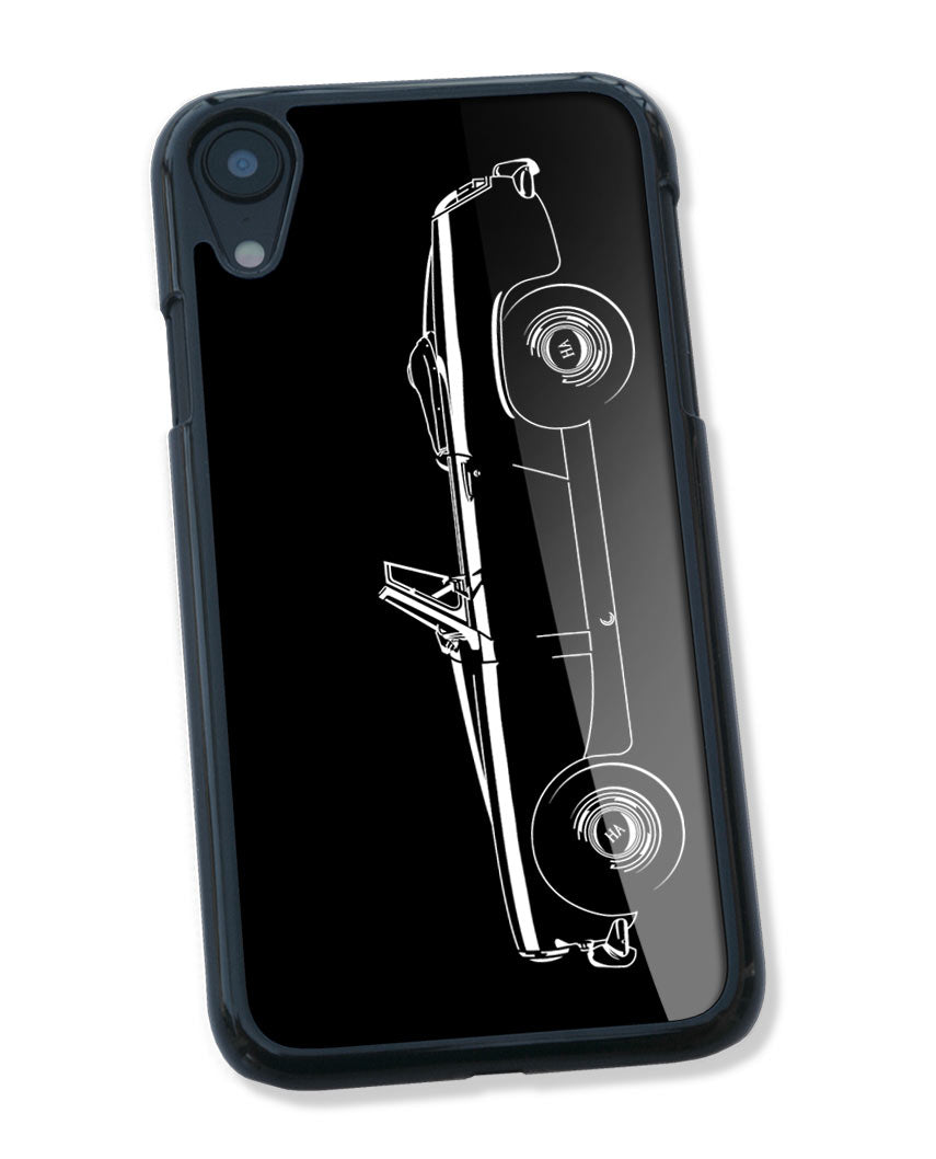 Austin Healey Sprite MKII MKIII Roadster Smartphone Case - Side View