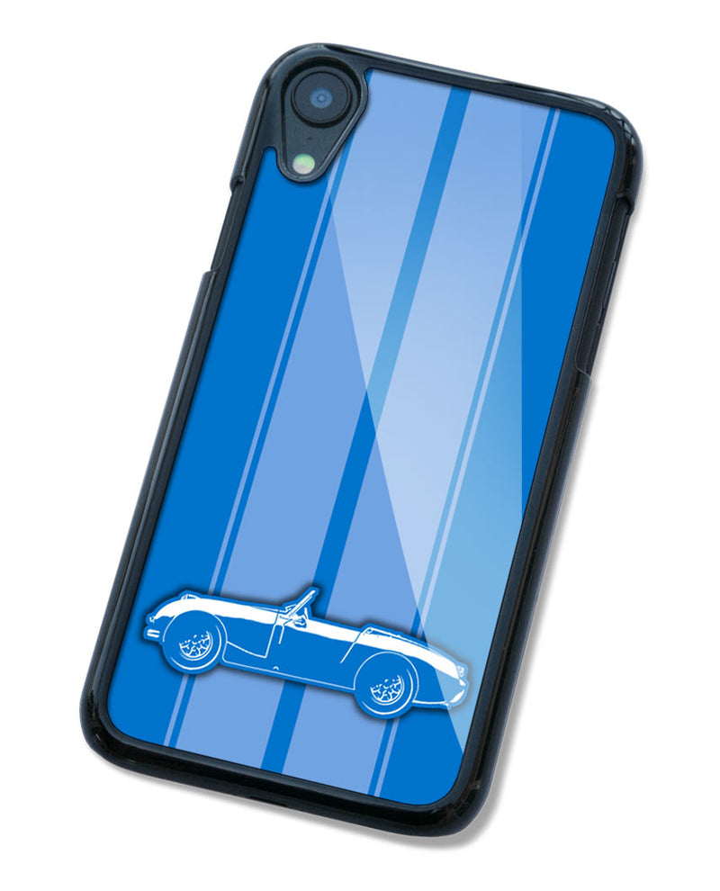 Austin Healey Sprite MKI Roadster Smartphone Case - Racing Stripes
