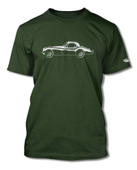 Jaguar XK 120 Coupe T-Shirt - Men - Side View