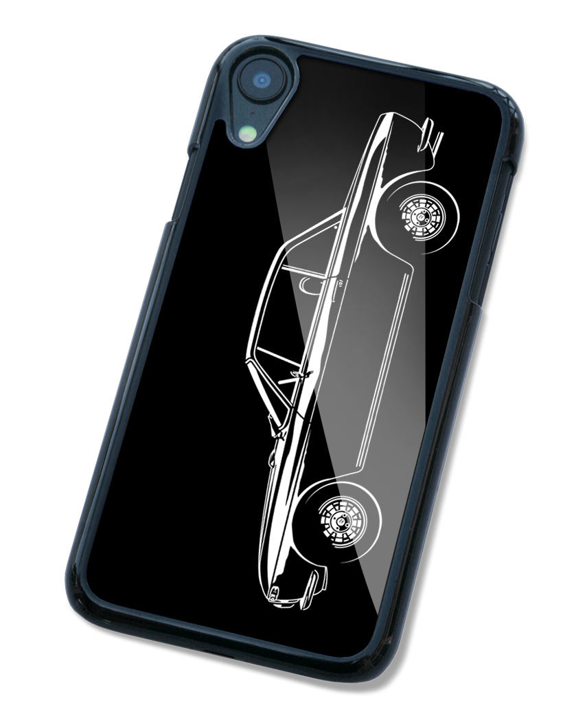 Lancia Fulvia Coupe Series I Smartphone Case - Side View