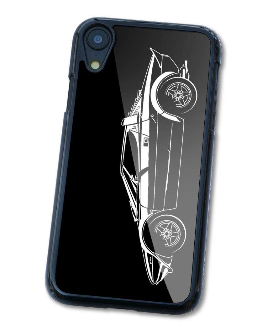 Lancia Stratos Coupe Smartphone Case - Side View