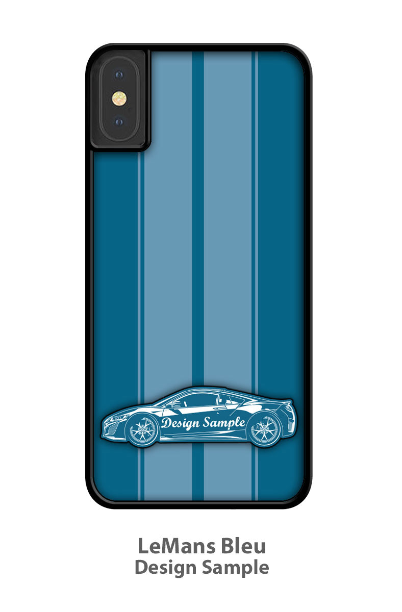 1934 Ford Coupe Hi Boy Smartphone Case - Racing Stripes