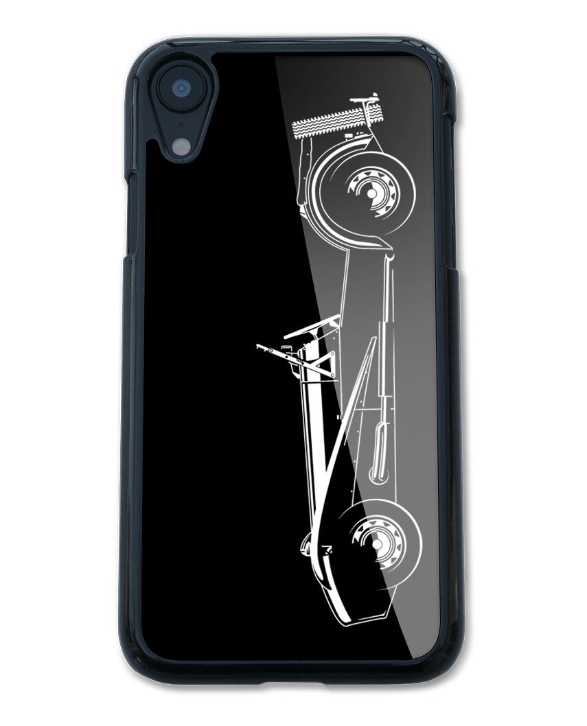 Lotus Seven 7 Smartphone Case - Side View