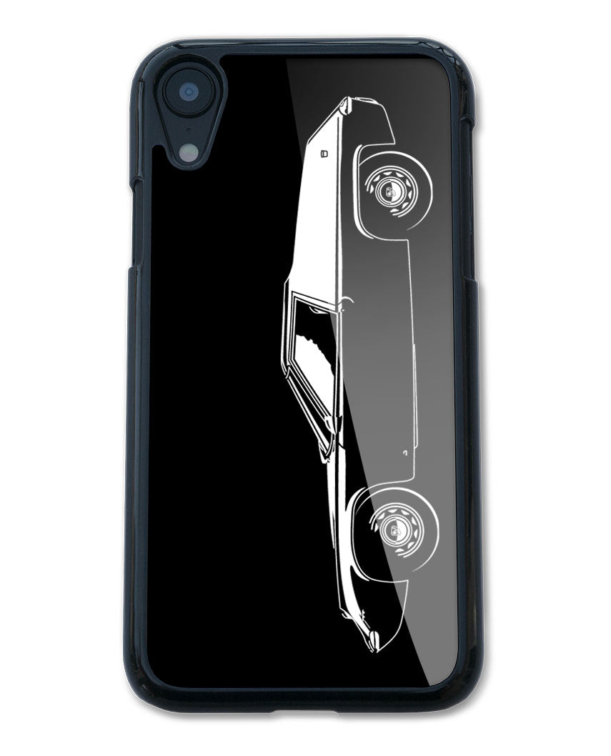 Lotus Europa S1 Smartphone Case - Side View